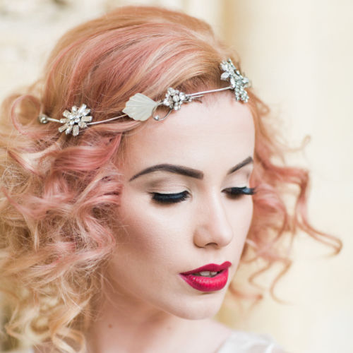 Wedding Hair Stylist in Gloucestershire