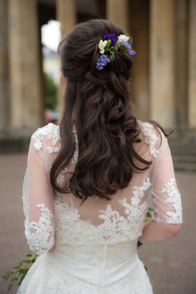Gloucestershire Wedding Hair Artist